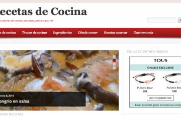 blog de recetas y consejos de cocina