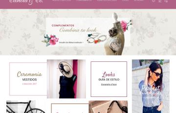 Tienda online Carlota&Co