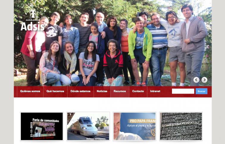 Proyecto Fundación Adsis