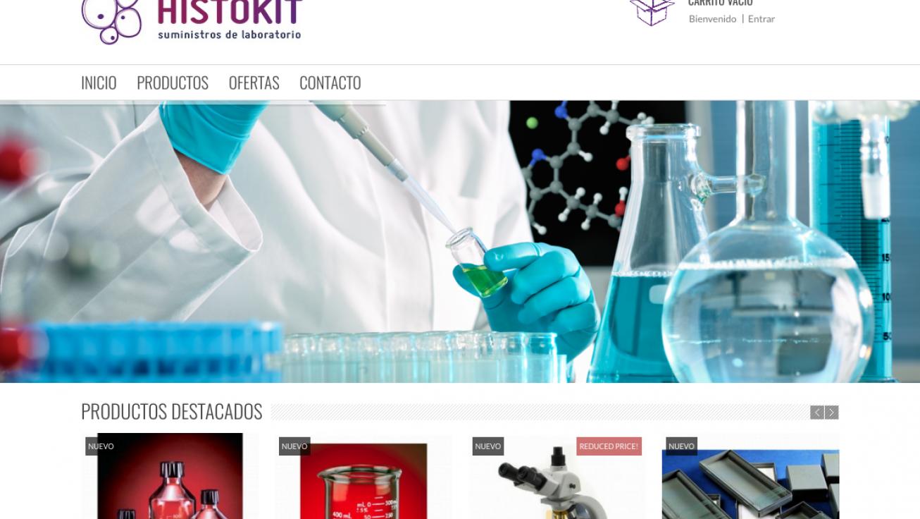 desarrollo marketplace histokit